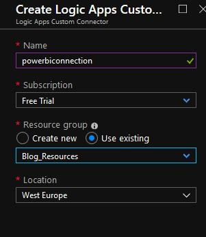 Logic Apps meet Power BI – sqlarcher